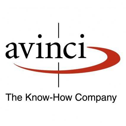 free vector Avinci the know how company