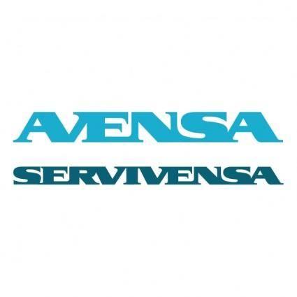 free vector Avensa air ways
