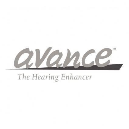 free vector Avance