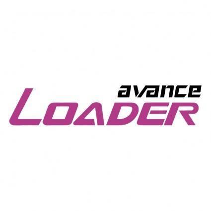 free vector Avance loader