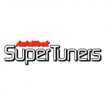 free vector Autoweek supertuners