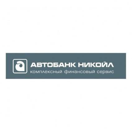 Autobank nikoil 1