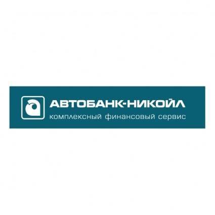 Autobank nikoil 0