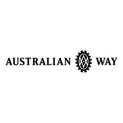 Australian way 1