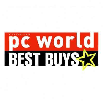 free vector Australian pc world best buys