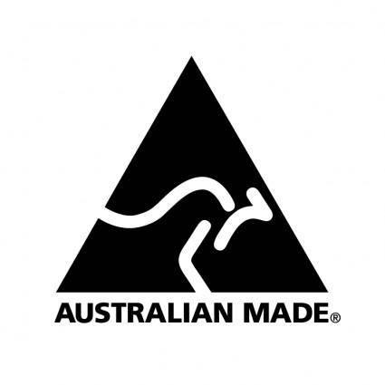 free vector Australian made 0
