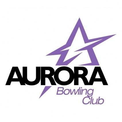 free vector Aurora bowling club
