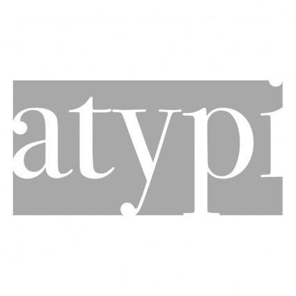 free vector Atypi