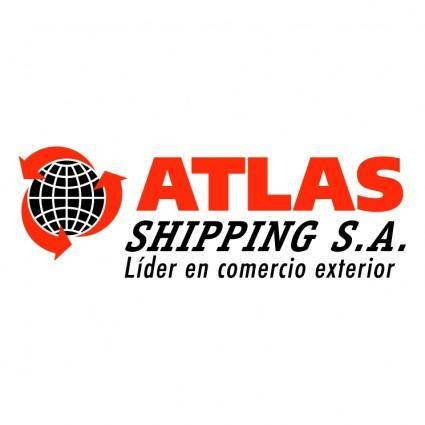 Atlas shipping