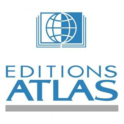 free vector Atlas editions 0