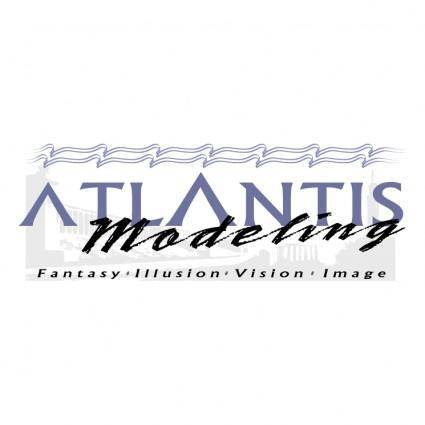 Atlantis modeling