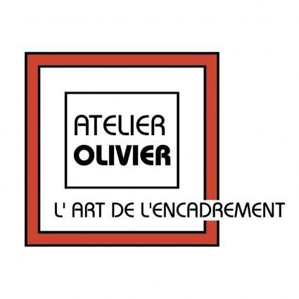 free vector Atelier olivier