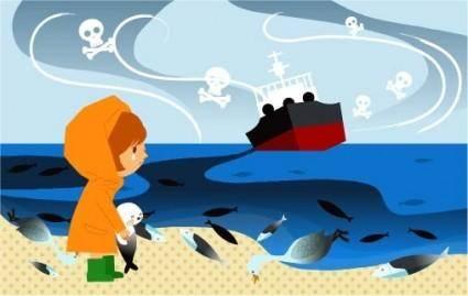 free vector Children environment vector 9