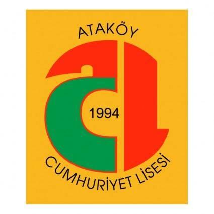 Atakoy cumhuriyet lisesi