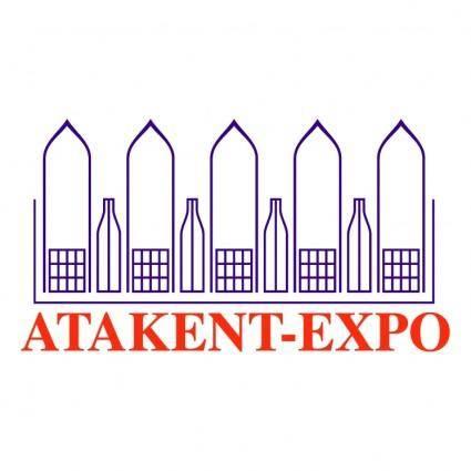 free vector Atakent expo