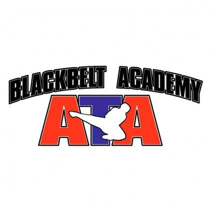 free vector Ata blackbelt academy