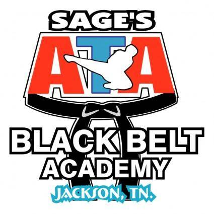 free vector Ata blackbelt academy 0