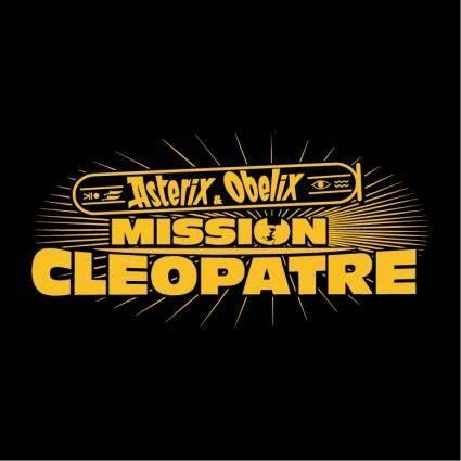 free vector Asterix obelix mission cleopatre