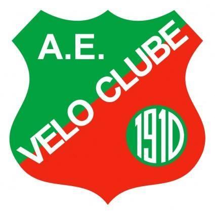 free vector Associacao esportiva velo clube rioclarense de rio claro sp