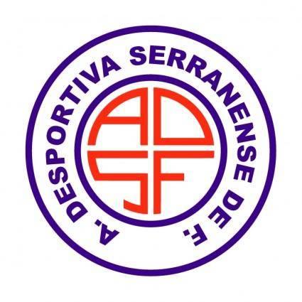 Associacao desportiva serranense de futebol de vitoria da conquista ba