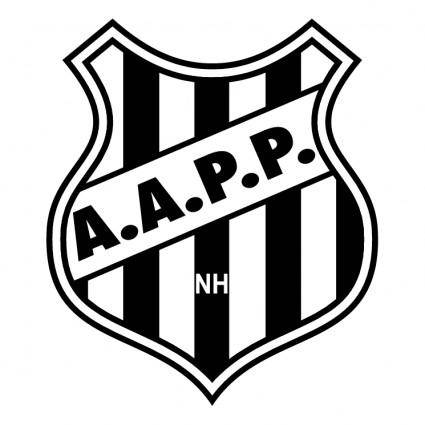 free vector Associacao atletica ponte preta de novo hamburgo rs