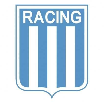 free vector Asociacion racing club de puerto san julian