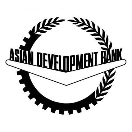 free vector Asian development bank 0