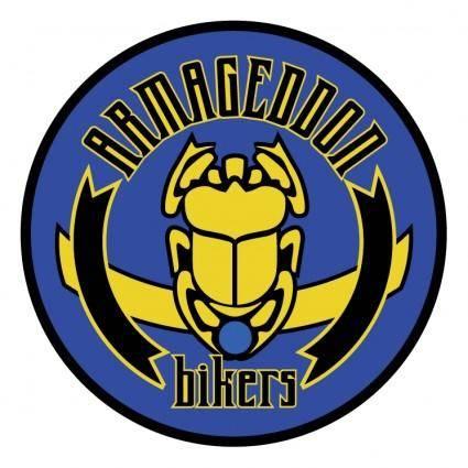 Armageddon bikers