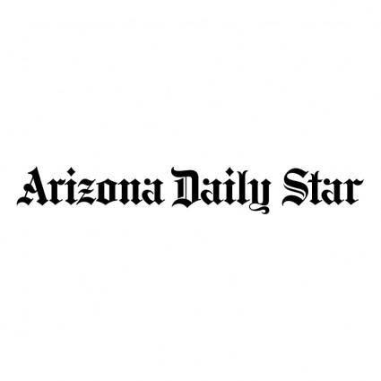 free vector Arizona daily star