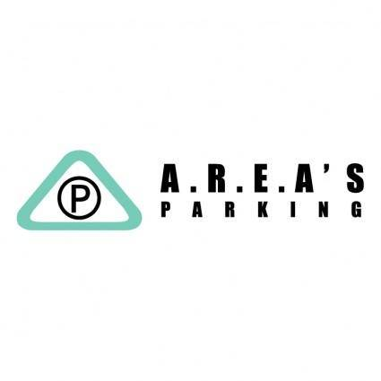 Areas parking