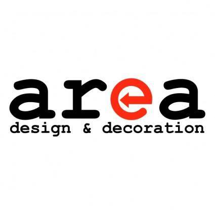 Area design decoration 0