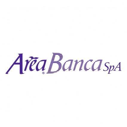 free vector Area banca spa