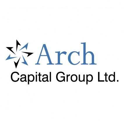 free vector Arch capital group ltd