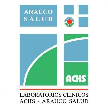 free vector Arauco salud