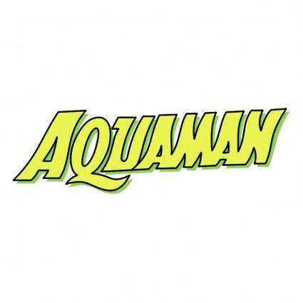 free vector Aquaman 0