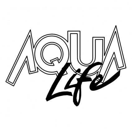 free vector Aqua life