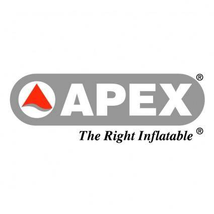 Apex the right inflatables