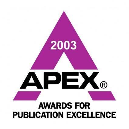 free vector Apex 2003