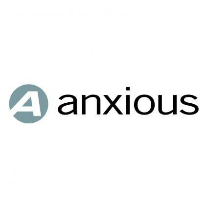 free vector Anxious 0