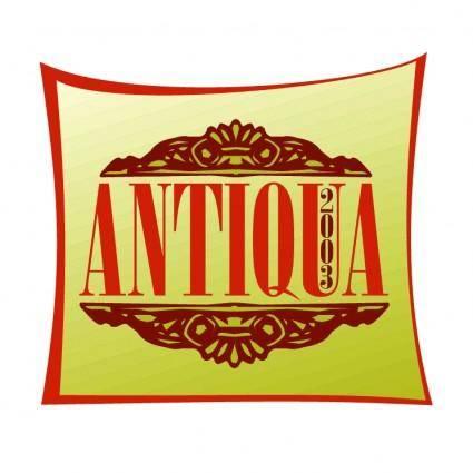 free vector Antiqua