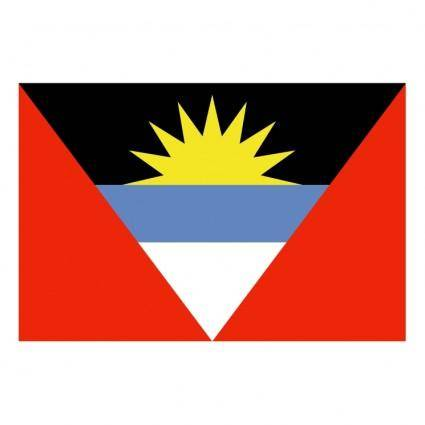 free vector Antigua and barbuda