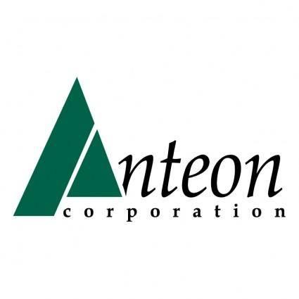 Anteon corporation