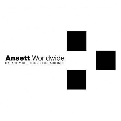 free vector Ansett worldwide 0