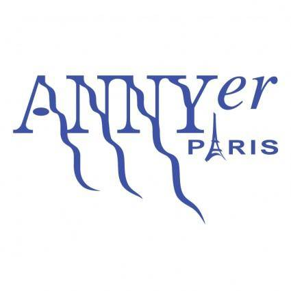free vector Annyer paris