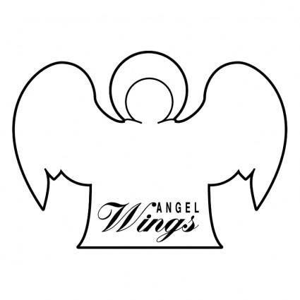 free vector Angel wings