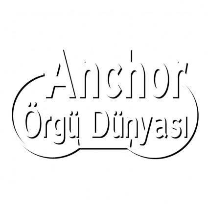 free vector Anchor 1