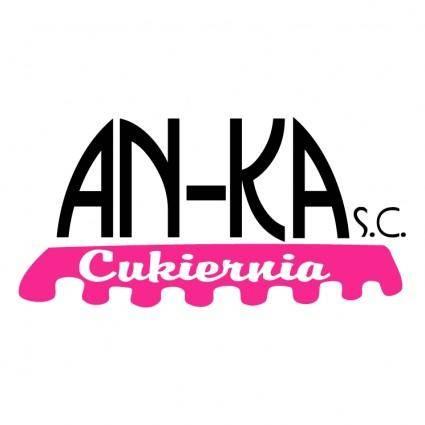 free vector An ka cukiernia