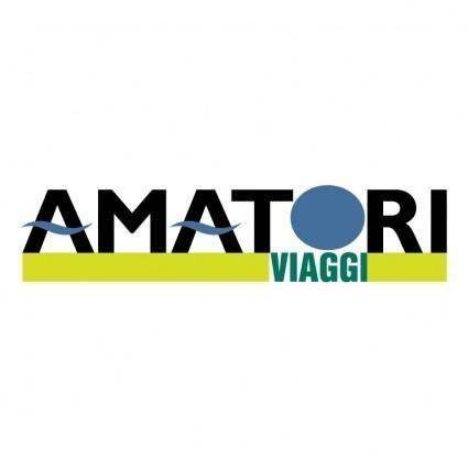 free vector Amatori viaggi