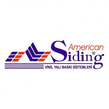 Amarican siding