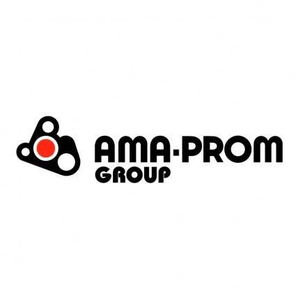 free vector Ama prom group